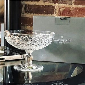💎Waterford Crystal accent bowl💎